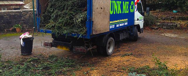 Garden Clearance Leeds by Junk Me